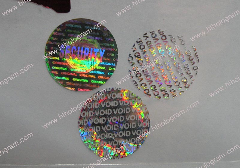 Warranty VOID if removed holographic sticker